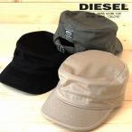 ディーゼル DIESEL ワークキャップ メンズ アジャスター付き 帽子 CELOVE
