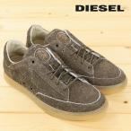 ディーゼル DIESEL スニーカー 靴 メンズ 牛革 本革 レザー スエード ヌバック LO-CULTURE