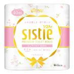 日本製紙クレシア クリネックス システィ 4ロール ダブル ピンク トイレットペーパー