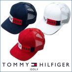 トミーヒルフィガー ゴルフ キャップ メッシュキャップ THMB902F