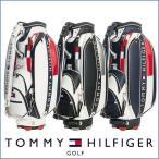 2,500円引クーポン対象 キャディバッグ トミー ヒルフィガー THMG7SC1 メンズ レディース ゴルフバッグ