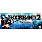 PS2/PS3 Rock Band 2 Standalone Guitar (輸入版)