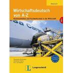 Wirtschaftsdeutsch Von A-Z: Lehr- Und Arbeitsbuch