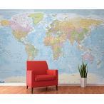 world map wallpaperの画像