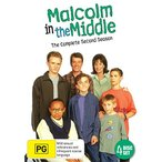 Malcolm in the Middle (Complete Season 2) - 4-DVD Set ( Malcolm in the Midd