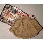 ブラウンバッグCookie Art Cherubクッキー金型1992