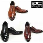 ANTONIO DUCAT I DC1540 アントニオ ドゥカティ 本革ストレートチップビジネスシューズ 牛革紐一文字紳士靴 結婚式 社会人 靴