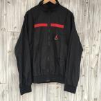 ショッピングJORDAN JORDAN BRAND NYLON JACKET ジョーダン ブランド ナイロンジャケット ウィンドブレーカー BLACK×RED ブラックxレッド
