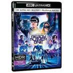 レディ・プレイヤー1 【4K UHD + Blu-ray ブルーレイ】 欧州版