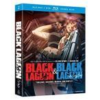 ブラックラグーン 第1期&第2期 ブルーレイ+DVDセット【Blu-ray】 北米版
