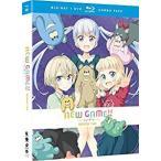 NEW GAME!! 第2期 ブルーレイ+DVDセット【Blu-ray】 北米版