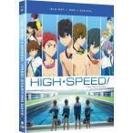 ハイ☆スピード!-Free! Starting Days- 北米版 【Blu-ray + DVD】