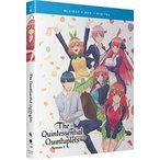 五等分の花嫁 第1期 全12話コンボパック ブルーレイ+DVDセット Blu-ray