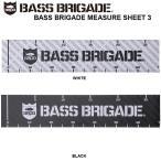 BASS BRIGADE е╨е╣е╓еъе▓б╝е╔ есе╕еуб╝е╖б╝е╚  BASS BRIGADE MEASURE SHEET 3ббе╨е╣е╒еге├е╖еєе░ DEPS енере▒еє