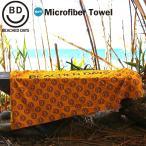 マイクロファイバータオル BEACHED DAYS ビーチドデイズ Microfiber Towel マイクロファイバータオル サーフィン/キャンプ/アウトドア 送料無料