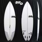 "Yahoo!TRICKY WORLD OSAKA【DHD SURFBOARDS】DHD サーフボードDOUBLE SHOT 5'8"" 26.5L FCS2 5FIN スワローテール アウトレットセール僅かな汚れのみでお買い得"