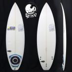 【中古】 サーフボード 使用状態  【 B 】 ★★☆ 【 GRACE SURFBOARDS 】 KONG