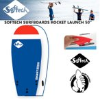 サーフィン サーフボード ソフトボード  SOFTECH SURFBOARDS ソフテック サーフボード 【Rocket LAUNCH 50