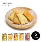 MAM OKAKI-YUZUSHIOマムカフェ おかき 個包装 ギフト チーズ トムヤムクン お菓子