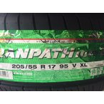 トランパス mpZ 205/55R17 95V XL●地域限定送料無料●ミニバン専用タイヤ