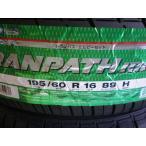 トランパス mpZ 195/60R16 89H●代引手数料無料●ミニバン専用タイヤ