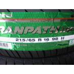 トランパス mpZ 215/65R16 98H●地域限定送料無料●ミニバン専用タイヤ