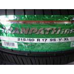 トランパス mpZ 215/50R17 95V XL●地域限定送料無料●ミニバン専用タイヤ