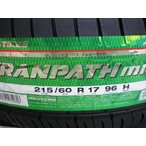 トランパス mpZ 215/60R17 96H●地域限定送料無料●ミニバン専用タイヤ