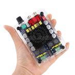 【新登場!】 TOYOSO MINI ステレオ TDA7498 アンプボード デジタル パワーアンプ 2×100W アクリルケース付き メール便発送不可