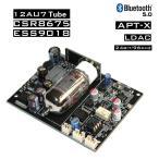 Nobsound 12AU7 チューブ 真空管 CSR8675 Bluetooth オーディオレシーバー ボード基板 ES9018 デコード DAC APTX 24bit