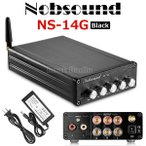 Nobsound NS-14G Bluetooth 4.2 HiFi 2.1チャンネル サブウーファー オーディオ ステレオパワーアンプ 50W  2   100W