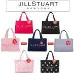 【DM便送料無料】JILL STUART★ジルスチュアート★NEW YORK I LOVE JILL TOTE BAG ロゴトートバッグ★SorLサイズ★