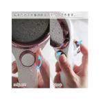 シャワーヘッド Avolker 節水シャワー 増圧/アジャスト/手元ストップ機能 ワイドシャワー