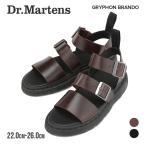 ドクターマーチン Dr.Martens GRYPHON グリフォン サンダル レディース シューズ ブーツ レザー ビーチサンダル トングサ