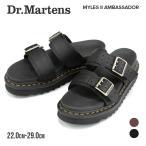 ドクターマーチン Dr.Martens MYLES マイルス サンダル メンズ レディース シューズ ブーツ レザー ビーチサンダル トング