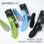 スーパーフィート SUPERfeet インソール メンズ レディース シューズ ランニング ウォーキング 足骨格矯正 中敷き 軽量 トリムフィット アウトドア 運動 1406