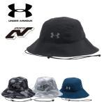 アンダーアーマー キャップ メンズ 帽子 ヒートギア(夏用) UNDER ARMOUR アーマーベントバケットハット〔1273240〕