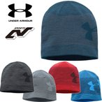ショッピングアンダーアーマー アンダーアーマー ニット帽 キャップ メンズ 帽子 UNDER ARMOUR ビルボード2.0ビーニー〔1300153〕