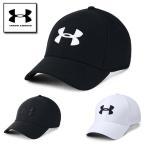アンダーアーマー メンズ キャップ 帽子 ゴルフキャップ 1305036 ヒートギア(夏用) UNDER ARMOUR ブリッツィング3.0キャップ