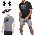 セール アンダーアーマー メンズ Tシャツ ヒートギア UNDER ARMOUR チャージドコットンTシャツ<Boxed Sportstyle>〔1305660〕