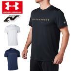 アンダーアーマー Tシャツ メンズ 野球 ベースボールTシャツ 1319746 ヒートギア(夏用) UNDER ARMOUR テックTシャツ<ワードマーク>