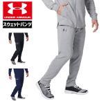 アンダーアーマー  ベースラインスウェットパンツ J バスケットボール ロングパンツ  1327504 メンズ BLK 日本 LG  日本サイズL相当
