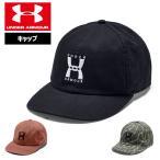 アンダーアーマー キャップ メンズ 帽子 UAロゴ 1351439 ヒートギア(夏用) UNDER ARMOUR 2020キャップ