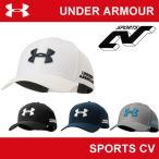 アンダーアーマー キャップ 帽子 ゴルフ メンズ UNDER ARMOUR UA GOLF ACE CAP〔AGF2621〕