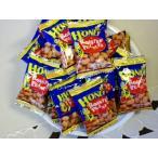 【送料無料】おつまみやおやつに 人気のハニーローストピー業務用1kg 便利なピロ袋入り/ハニーピーナッツ