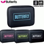 バタフライ Butterfly 卓球ラケットケース BL・ケース 62680/ラケットバッグ/ラケットバック/2016年継続モデル(ネコポス不可)