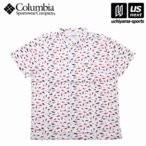 コロンビア メンズ トローラーズベスト ショートスリーブシャツ 2020年春夏新色  [物流](メール便不可)