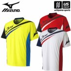 ショッピングミズノ ミズノ MIZUNO ソフトテニス JAPAN Tシャツ 2018年春夏限定モデル[M便 1/1][物流]