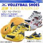 ミズノ MIZUNO バレーボールシューズ ウエーブライジン バレーシューズ/WAVE RAIJIN LO/9KV330/2015年継続(ネコポス不可)