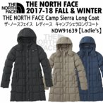 THE NORTH FACE/CAMP Sierra Long Coat